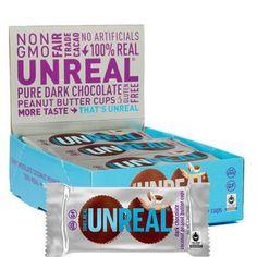 Unreal Dark Chocolate Coconut Peanut Butter Cups (12x1.3 OZ)