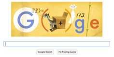 Austrian physicist and Nobel Prize winner Erwin Schrödinger (August 12, 1887 — January 4, 1961), a founder of quantum physics who used cats to explain things long before Internet cat videos became cool.
