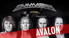 Gamma Ray - 'Empire Of The Undead' - Song 1 'Avalon' (+playlist)