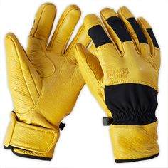 Winter Gloves.  Need 'em.  The Rossi spring gloves are finally giving up after over 15 years