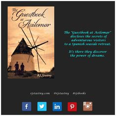 """The Guestbook at Asilomar""  #rjsbooks #fiction rjstastny.com"