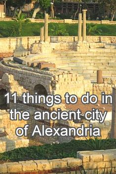 Founded by Alexander the Great and the scene of the tragic love of Antony & Cleopatra, the ancient city of Alexandria is a travellers' Utopia. Places Around The World, Travel Around The World, Around The Worlds, Nature Photography Tips, Ocean Photography, Stuff To Do, Things To Do, Alexandria Egypt, Travel Advice