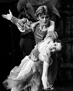 Misha and Pontois in Giselle @BalletOParis