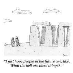 The Funniest New Yorker Cartoons Ever There's pages of them!