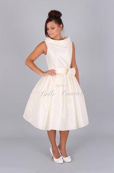 Petticoat Wedding Dress Item Audrey EUR36800 Via Etsy