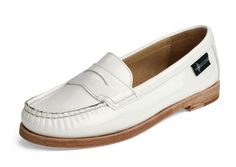 22339dac691 Women s Chandler 1955 Penny Loafer - White Patent  eastlandshoe Eastland  Shoes
