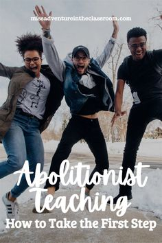 If you're anything like me, the moment you saw that abolitionist teaching was an approach you could bring to your classroom, you had to know more. And, perhaps like me, while this concept evoked striking images of resistance, liberation, and justice, you still weren't quite sure what it meant or where to begin. #AbolitionistTeaching #abolitionist #abolition #liberation #freedom #slavery #history #lesson #teach #teacher #teaching #learn #learning #school #BettinaLove Social Studies Lesson Plans, Social Studies Resources, Math Lesson Plans, Teaching Social Studies, Teacher Resources, Slavery History, English Lesson Plans, American History Lessons, Philosophy Of Education