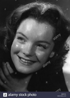 Schneider, Romy, 23.9.1938 - 29.5.1982, German Actress, Portrait Stock Photo, Royalty Free Image: 24099094 - Alamy