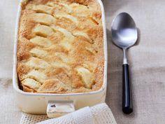 Soufflé de manzana y canela - Rezepte - Apple Recipes, Sweet Recipes, Baking Recipes, Dessert Recipes, Healthy Recipes, Dessert Oreo, Sweet Bakery, Sweet Desserts, Winter Desserts