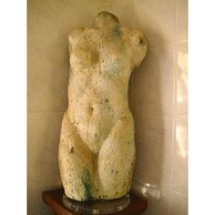 Life-size 'Venus' Female Torso Figure mounted on a Stand century - make an offer