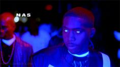 Nas in Belly 90s Hip Hop, Hip Hop And R&b, Belly 1998, Soft Ghetto, Free Beats, Vintage Black Glamour, Black Cartoon, About Time Movie, Blue Aesthetic