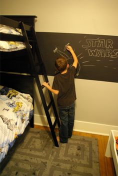 Idea for Angelo's Star Wars room
