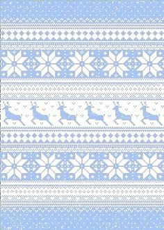 фон, рождество, пастель, узор, снежинка, Tumblr, зима