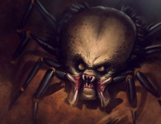 Spiderdator, Ricardo Chucky on ArtStation at https://www.artstation.com/artwork/m6bBe