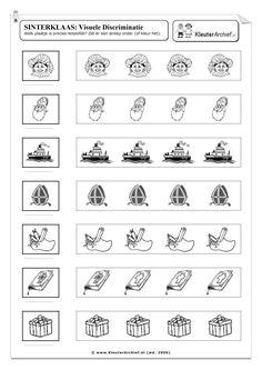 Visuele discriminatie Preschool Worksheets, Activities For Kids, Note Cards, Therapy, Reading, Perception, School, Preschool Printables