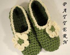 Crochet bufanda patrón bufanda de botón botón por VillaYarnDesigns