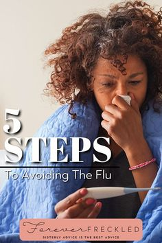 The persistent fever and dreadful symptoms leave parents feeling frustrated and helpless. Although there is no way to completely protect your child from getting the flu, there are certain steps that can being taken to significantly decrease the chances. Dr. Katie Friedman, board certified pediatrician and co-founder of foreverfreckled.com is giving us her best tips to helping your child avoid getting the flu.