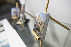 Am Mittwoch, 25.02.15 fand unsere Eröffnungsfeier zur Vernissage des Künstler Sergej Sologub statt. #GUETLLERGALLERY #BadHomburg #Kunst #Art #Oilpainting #Vernissage