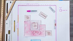 How to create a 2D Room Planner from @paigehemmis! #homeandfamily