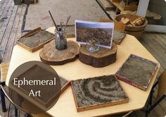 a great blog on provocations and using art as a way to express meaning