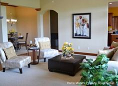 5 Home Staging techniques for LIVING in your home, NOW! Re-blog from Home Matters, LLC (an Indianapolis area home staging company that produces GREAT results!).