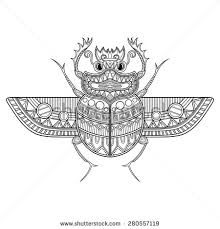 Image result for egyptian art scarab beetle