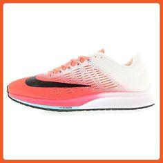 Women's Nike Air Zoom Elite 9 Running Shoe HOT PUNCH/BLACK-WHITE-LAVA