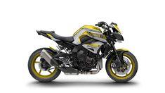Yamaha MT-10 KR - AD Koncept - Yellow ©DR
