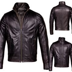54591bf7761fa 18 Best Corbani Genuine Mens Leather Jackets images