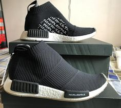 premium selection 72268 a0684 LPU Adidas United Arrows and Sons NMD CS1 PK (x2)