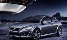 New Volvo C30 2012 in silver