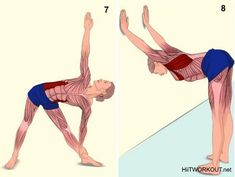 18 Pictures That Show You Exactly What Muscles you are Stretching – Healthy Live Muscle Stretches, Stretching Exercises, Chest Muscles, Back Muscles, Easy Workouts, At Home Workouts, Sternocleidomastoid Muscle, Butterfly Pose, Latissimus Dorsi