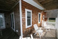 Albemarle Contracting Services: like the exterior trim