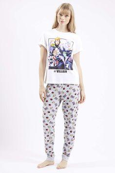 Photo 2 of #Villains Pyjama Set