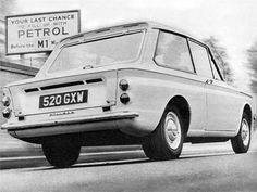 Hillman Imp     1963-1976 440,032 built, with 906 remaining in the UK, for a total of 0.2059% left.