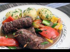 Bife a Rolê - Bracciola - Chef Taico - YouTube