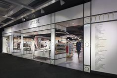 Exquisite intimacy at STEFFL'S Lingerie Atelier by 20.20, Vienna – Austria » Retail Design Blog