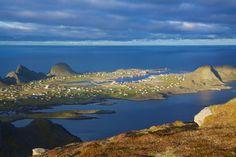 The Island of Værøy
