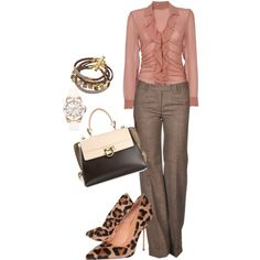 """""""Outfit Profesional"""" by valeskatoro on Polyvore"""