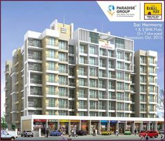 Book your dream home with Sai Harmony. It has 1&3 BHK flats. Possession Date: Oct, 2015. To know more about Sai Harmony log on to : www.paradisegroup.co.in Times Mangal Parv #TimesMangalParv #TimesProperty #HomeFest2015 #ParadiseGroup #CashPrize
