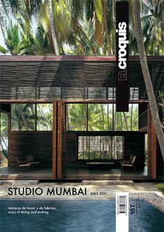 #Arquitectura: El Croquis Nº 157 / Studio Mumbai 2003-2011  #VV.AA. #El Croquis