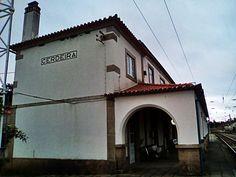 Estação Ferroviária da Cerdeira, Cerdeira, Guarda Portugal, Country, Rural Area, Country Music