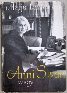 Maija Lehtonen:  Anni Swan, WSOY,1958