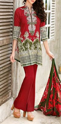 PAKISTANI Women's Winter CLothes Embroidered|Dresses|Shalwar Kameez in USA New York Philadelphia (Shopping - Clothing & Accessories)