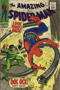 Amazing Spiderman #53 Octubre 1967