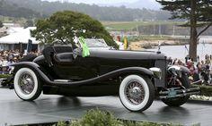 1929 DuPont Model G Merrimac Speedster