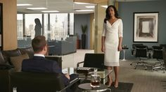"Gina Torres as Jessica Pearson in Suits, season 4, ""We're Done."""