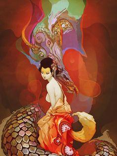 Seven Times a Woman by Reynan Sanchez *