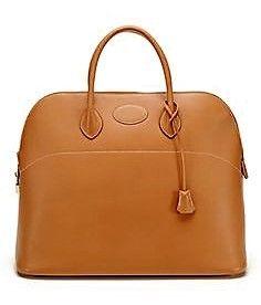 50261506fb Authentic Hermes Tan Clemence Vespa Shoulder Bag. See more. Tan Bolide Bag  by Hermès Coach Purses Cheap