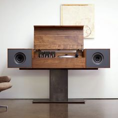 Fancy - Modern Record Console by Symbol Audio